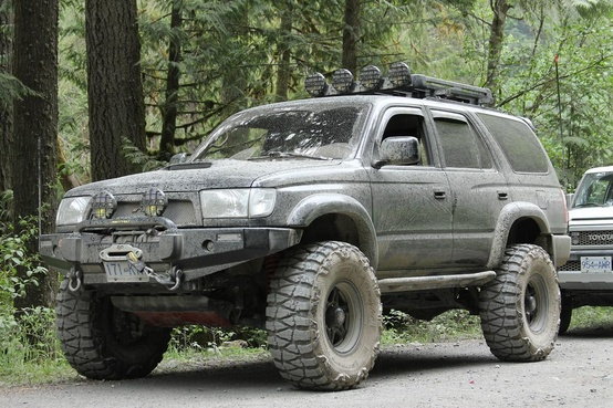Offroad Toyota